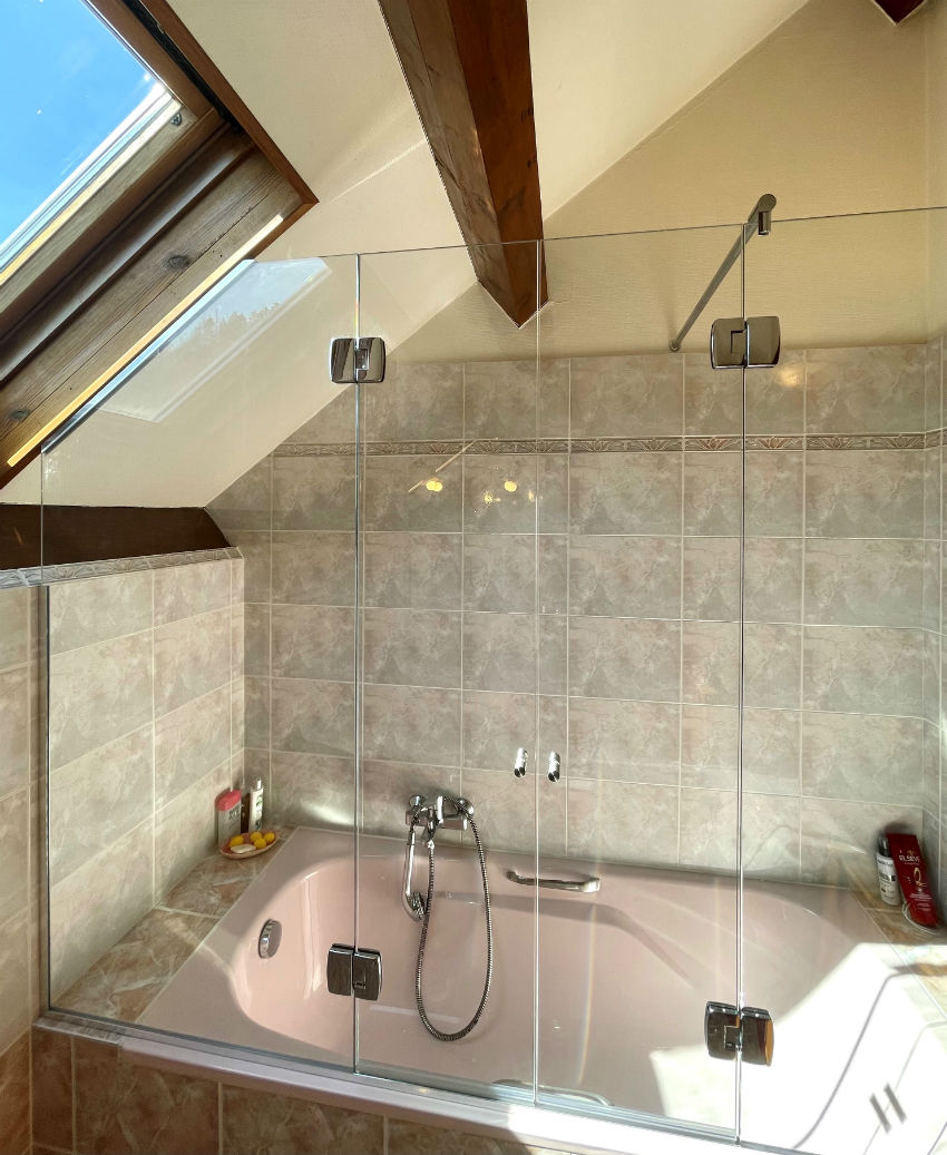 cabine baignoire nice